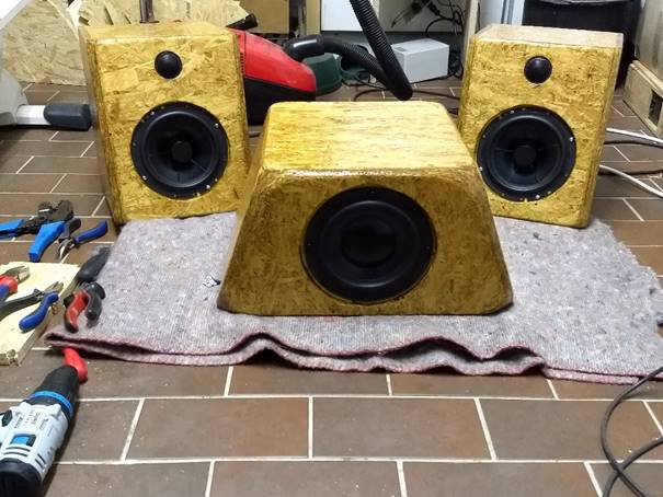 Hot Rod Bolli Sound System